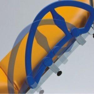 Пара съемных боковых ограждений 19-AC210 Vernipoll | Мебель медицинская | Мебель Vernipoll | Родовспоможение Vernipoll