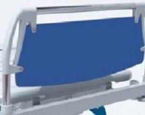 Пара съемных торцов с панелью из многослойного ламината 12-SP100 Vernipoll | Мебель медицинская | Мебель Vernipoll | Родовспоможение Vernipoll