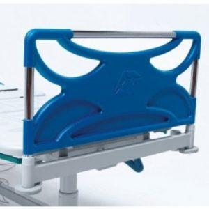 Пара съемных фигурных торцов с панелью из технополимеров 12-SP105 Vernipoll | Мебель медицинская | Мебель Vernipoll | Родовспоможение Vernipoll