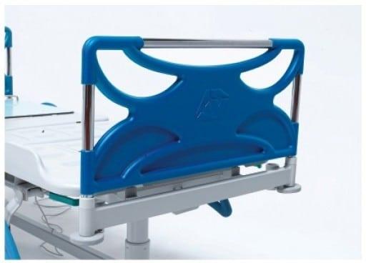 Пара съемных фигурных торцов с панелью из технополимеров 12-SP105 Vernipoll   Мебель медицинская   Мебель Vernipoll   Родовспоможение Vernipoll