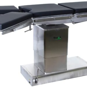 Операционный стол Фаура механогидравлический 6ЭГ-4 | Мебель медицинская | Столы медицинские | Столы операционные