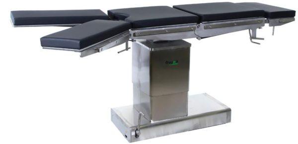 Операционный стол Фаура механогидравлический 6ЭГ-4   Мебель медицинская   Столы медицинские   Столы операционные