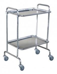 Столик медицинский инструментальный СМи-5 | Мебель медицинская | Столики инструментальные