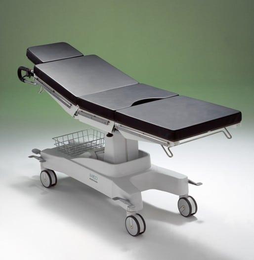 Операционный стол Rapido Upper Body Merivaara | Мебель медицинская | Столы медицинские | Столы операционные