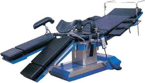 Стол операционный универсальный СТ-2    Мебель медицинская   Столы медицинские   Столы операционные
