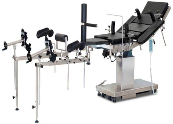 Стол операционный универсальный СТ-2 модель 2.03   Мебель медицинская   Столы медицинские   Столы операционные