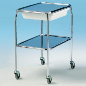 Столик медицинский инструментальный 609 | Мебель медицинская | Столики инструментальные