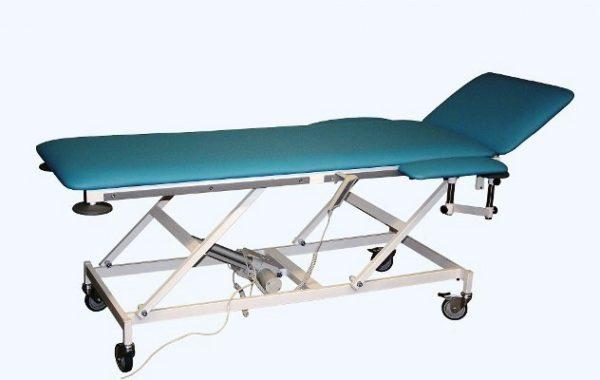 Стол перевязочный передвижной СМП VLANA 1.2 (электропривод) | Мебель медицинская | Столы медицинские | Столы перевязочные