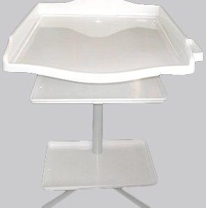 Стол пеленальный СП-02   Мебель медицинская   Столы медицинские   Столы пеленальные