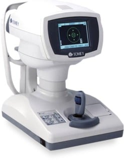 Tomey RC-5000 | Офтальмология | Авторефкератометр