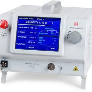 Лазерный коагулятор ЛАХТА-МИЛОН | Офтальмология | Лазеры офтальмологические