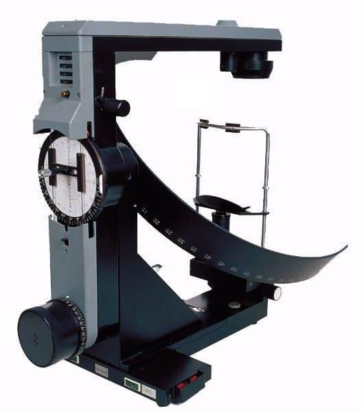 Анализатор проекционный поля зрения АППЗ-01  | Офтальмология | Периметры