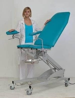 Кресло электромеханическое проктологическое | Проктология | Проктологический комбайн