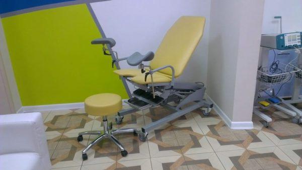 Кресло электромеханическое урологическое | Урология | Урологический комбайн